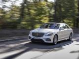 Verkoopstart van de Mercedes-Benz S-Klasse plug-in hybrid