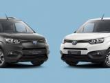 Toyota kondigt PROACE CITY Electric aan