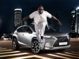 Will.i.am scherpt Lexus' NX Striking Angles campagne aan