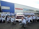 Nissan bouwt twee miljoenste QASHQAI in Sunderland