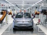 Eerste ID.3 rolt van band in grootste e-fabriek van Europa