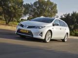 Toyota Auris TS Hybrid: enige 14% C-segment stationwagon in de markt