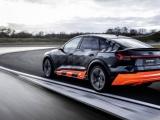 Audi e-tron S maakt elektrisch rijden nog sportiever