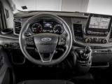 Nieuwe Ford Transit en Tourneo Custom Plug-In Hybrid maken emissievrij rijden mogelijk zonder laadstress