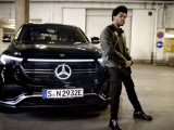 'Enjoy Electric.' – de reclamecampagne voor de Mercedes-Benz EQC