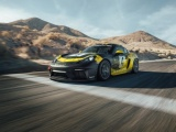 Porsche introduceert nieuwe 718 Cayman GT4 Clubsport