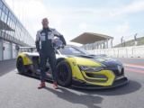 Spectaculaire Renault R.S. 01 in actie op circuit Zandvoort