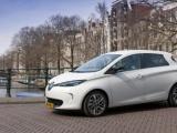 RENAULT kondigt nieuw electrisch deelautoproject in Amsterdam aan