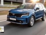 Vijf Euro NCAP-sterren voor nieuwe Kia Sorento