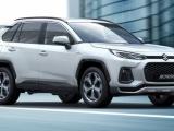 Nieuwe prijs voor Suzuki Across