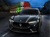 Maserati en de Italiaanse driekleur: met de hand aangebracht