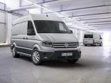 Nieuwe Volkswagen Crafter: praktischer, efficiënter en innovatiever dan ooit