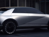 Hyundai onthult conceptauto 45 op IAA 2019 in Frankfurt