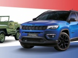 Jeep® Compass Night Eagle Liberty Edition viert 75 jaar vrijheid in Nederland