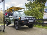 Ultieme safariauto voor Beekse Bergen