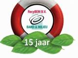 RecyBEM: Inzamelen oude banden voor een schoner milieu