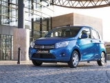 Suzuki Celerio scoort in crashtest