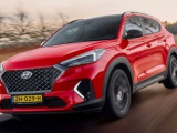 Hyundai Tucson nu ook in N Line-uitvoering en als 48V mild-hybrid.