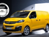Opel Vivaro-e uitgeroepen tot 'International Van of the Year 2021'