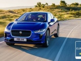 Vijf Euro NCAP-Sterren voor elektrische Jaguar I Pace