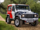 JAGUAR LAND ROVER koopt ALL‑TERRAIN PERFORMANCE SPECIALIST BOWLER