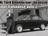 Mr. Tjerk Binnema over zijn passie voor Italiaanse auto's