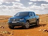 Nieuwe Volkswagen Amarok standaard met krachtige zescilindermotor