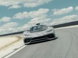 Mercedes-AMG Project ONE testfase is aangebroken