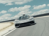 Mercedes-AMG Project ONE testfase is aangebroken