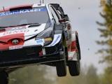 Toyota Yaris WRC wint vierde keer op rij de Rally van Finland