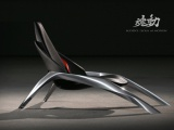 Mazda met Kodo stoel bij Milaan Design Week