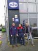 Autobedrijf Visser is het eerste Eurol Service Point in Groningen!