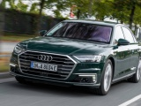 Audi A8 plug-in hybrid verenigd luxe en efficiency