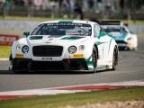 Bentley pakt met Continental GT3 eerste overwinning in debuutjaar