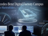 Mercedes-Benz Digital Factory Campus Berlin: aanvoerder van de digitale transformatie in productie