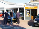Review van Carteam Garage Homan over VEAM