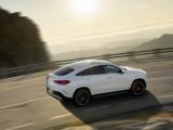 De nieuwe Mercedes-AMG GLE 53 4MATIC+ Coupé – dynamisch en atletisch op alle terreinen