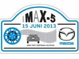 IMAX-5 2013 groots Mazda MX-5 event