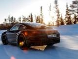 Nieuwe generatie Porsche 911 ondergaat allerlaatste tests