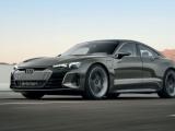 LA Auto Show-primeur: Audi e-tron GT concept