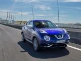 Vernieuwde Nissan JUKE voor prijzen vanaf 17.990 euro