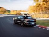 Nieuwe performance-versie van de Cayenne breekt record op Nürburgring-Nordschleife