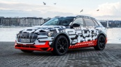 100% elektrische Audi e-tron nu te reserveren