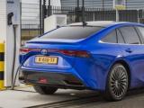Toyota levert nieuwe Mirai ínclusief eigen waterstoftankstation