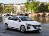 Hyundai geeft Hyundai IONIQ Hybrid kickstart