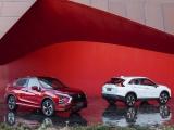 Mitsubishi Motors introduceert Eclipse Cross PHEV in Europa