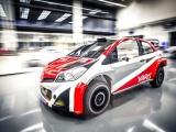 Toyota keert terug in het World Rally Championship (WRC)