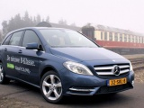 Mercedes-Benz B 180 BlueEfficiency Ambition