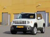 Jeep Renegade ook als bedrijfswagen vanaf € 16.973