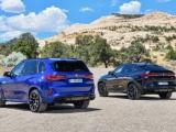 Prijzen nieuwe BMW X5 M en BMW X6 M.